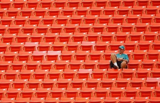 Carolina Panthers v Miami Dolphins